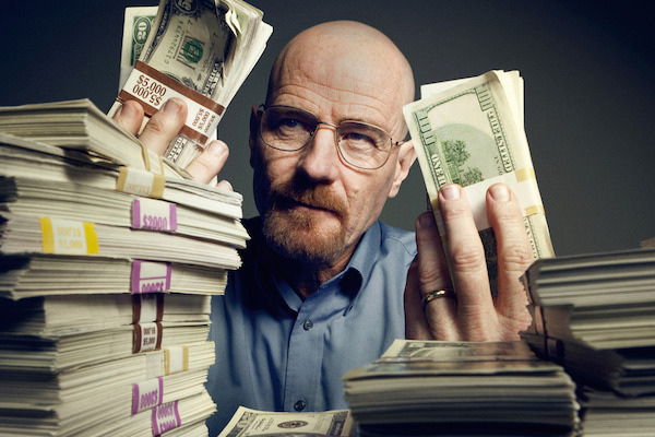 worst tv fathers, walter white breaking bad