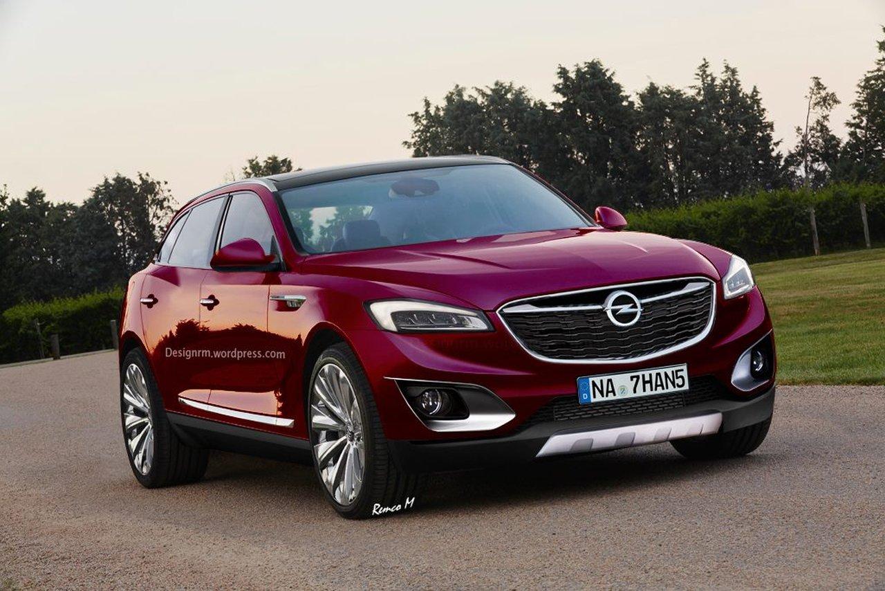 Opel Neuer Suv Moto