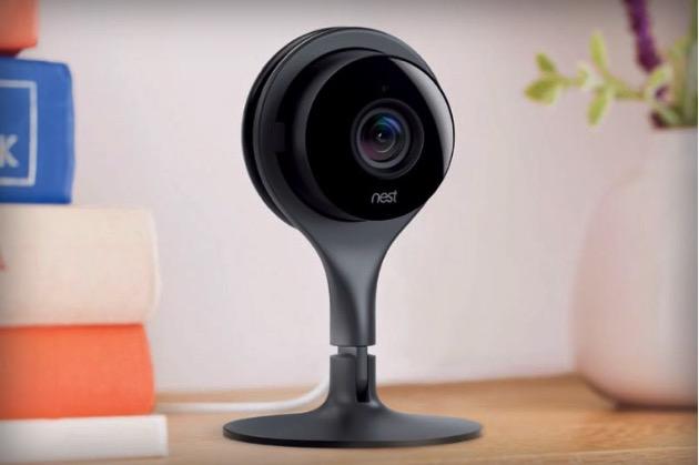 nest stellt berwachungskamera cam und neue version des. Black Bedroom Furniture Sets. Home Design Ideas
