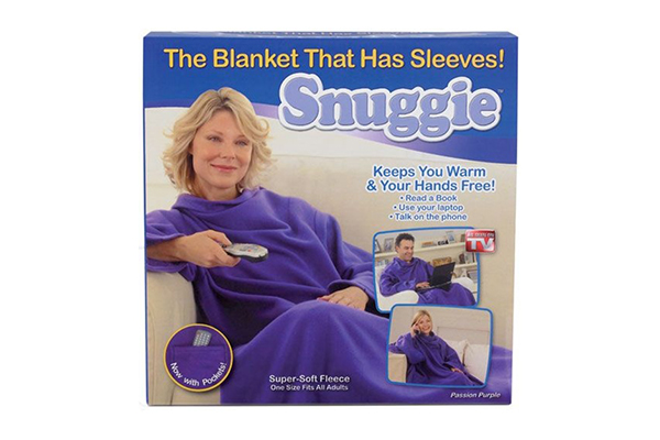 greatest as seen on tv products, snuggie