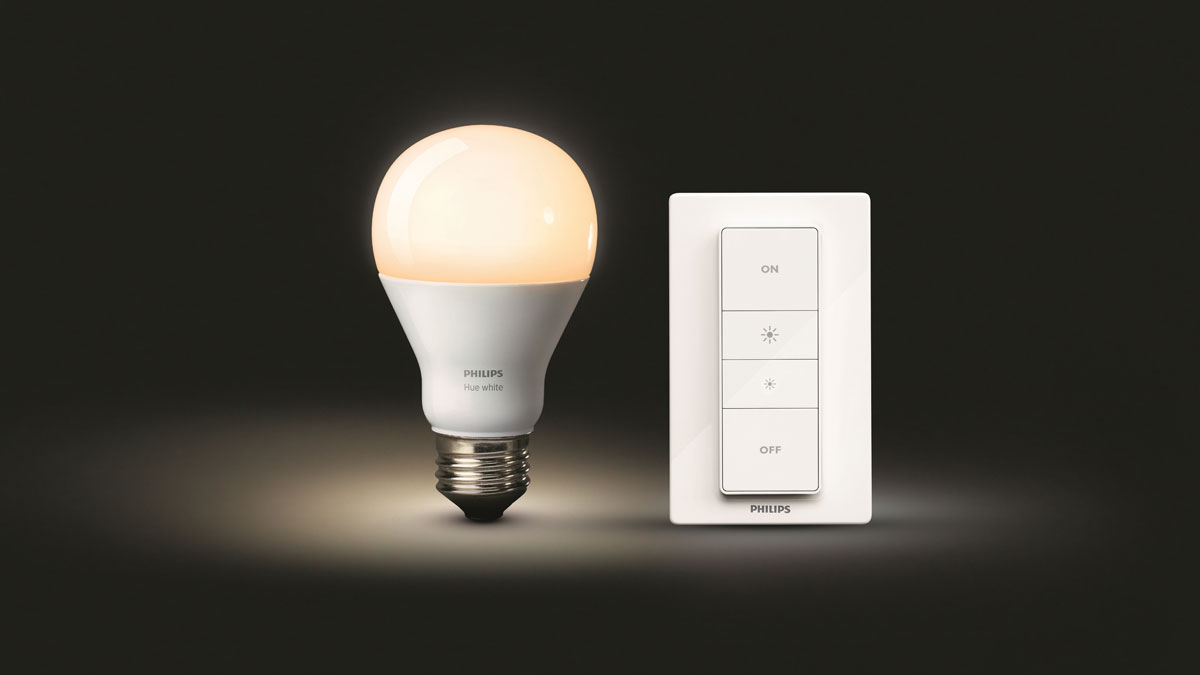 Philips Latest Hue Kit Gives You Wireless Light Dimming