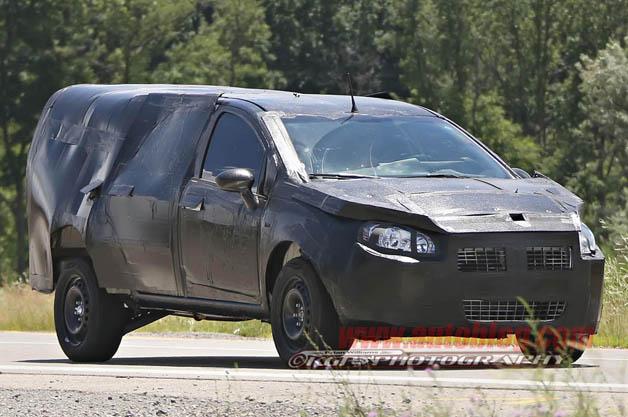 Fiat Strada Rampage Prototype