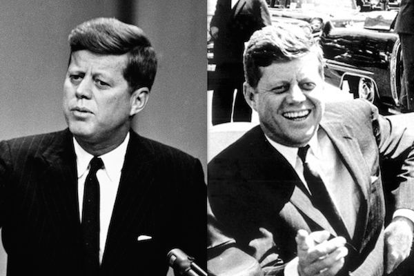 US presidents before and after term, john f kennedy