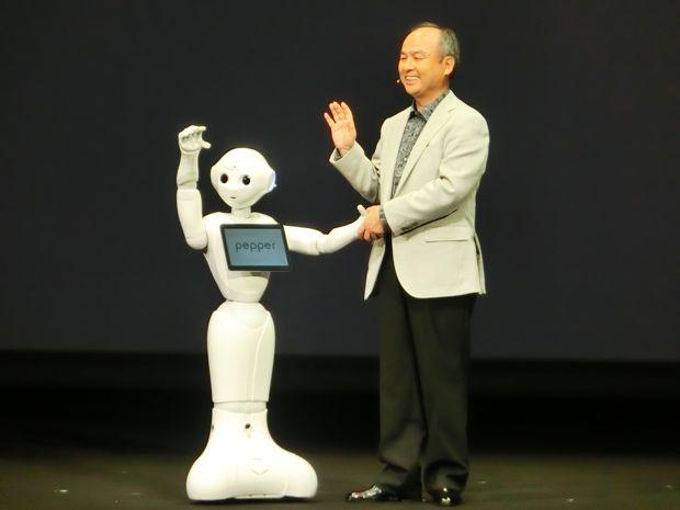 Dr  Augustine Fou's Online Scrapbook: Softbank's 'Pepper