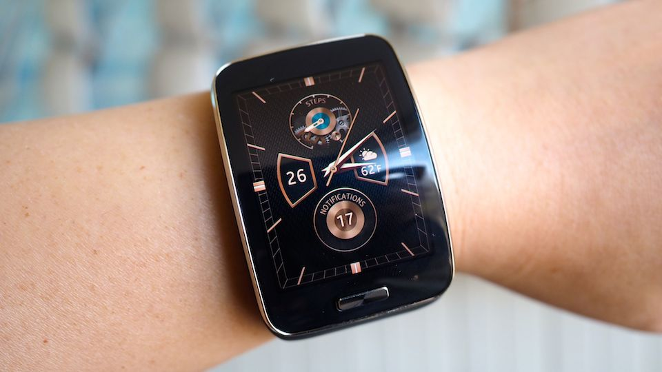 samsung gear s review an ambitious and painfully flawed. Black Bedroom Furniture Sets. Home Design Ideas