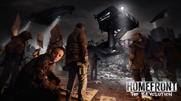 Deep Silver acquires Homefront and will continue development on The Revolution