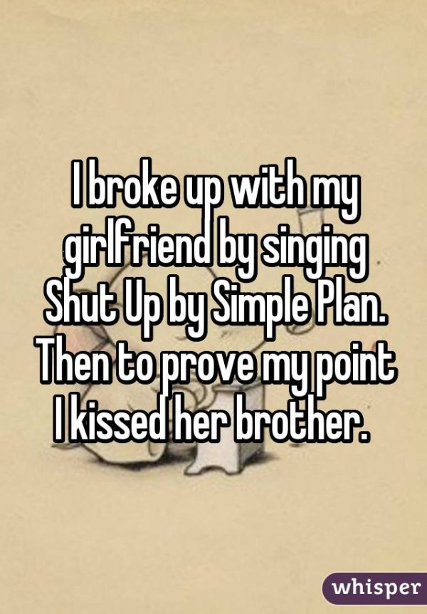 The Most Messed Up Ways People Have Dumped Someone