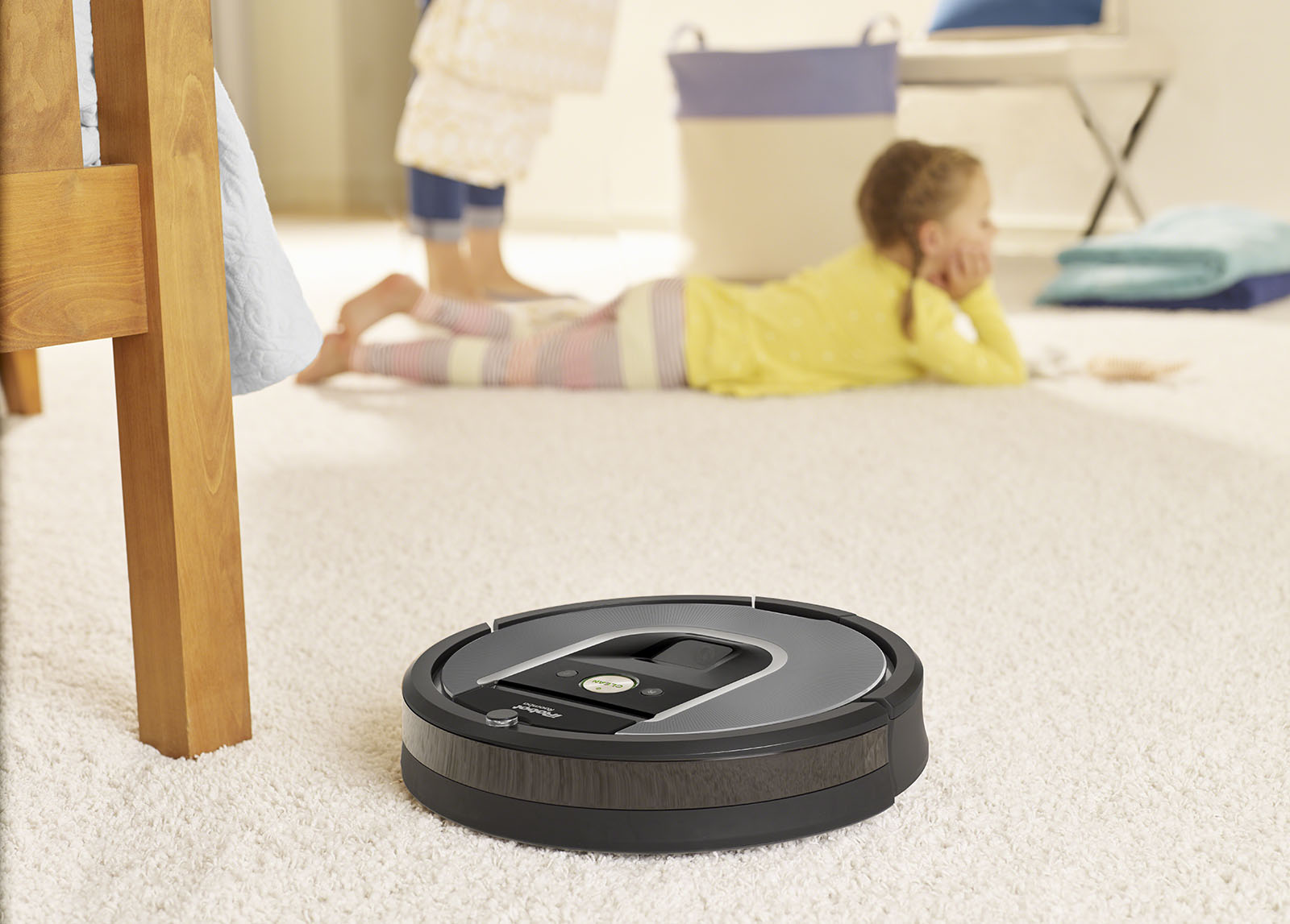 מדהים The Roomba 960 is iRobot's cheaper app-driven robot vacuum FI-49