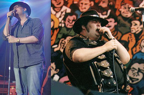 9 Fattest Rockers
