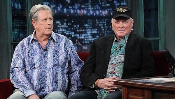 Entertainment, Aging Rockstars Still Rocking, Mike Love, Brian Wilson