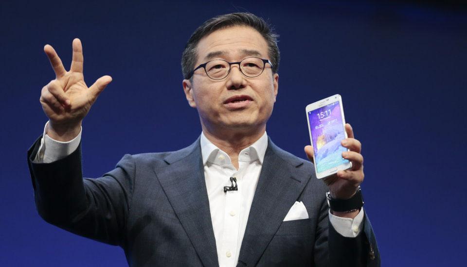 Samsung adelantará el lanzamiento del Note 5 para llegar antes que Apple