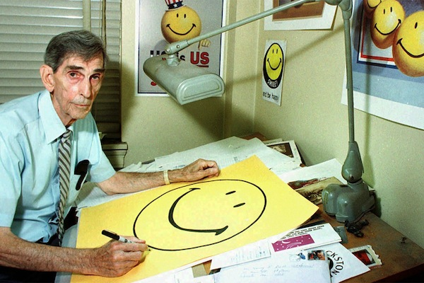 biggest screw ups of all time, biggest fuck ups of all time, biggest mistakes, inventor of smiley face didn't copyright