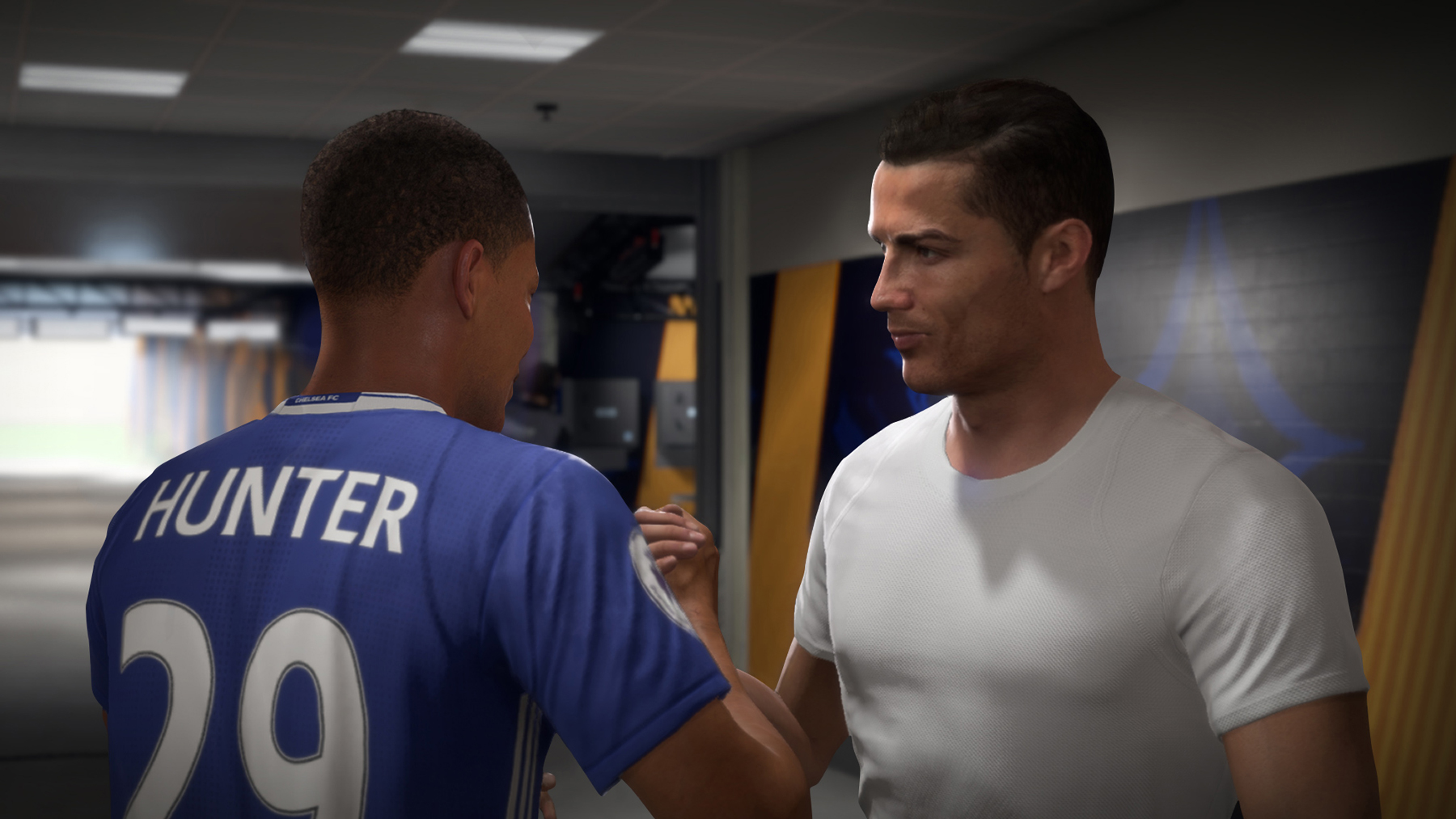 14be3ebeadc The new story mode in  FIFA 18  is all about choice - CTech