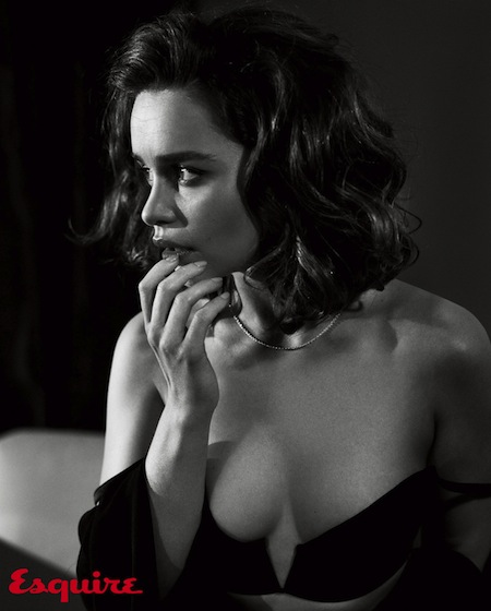 emilia clarke, emilia clarke sexy photos, hot celebrity women, sexy girls, emilia clarke esquire sexiest woman alive 2015