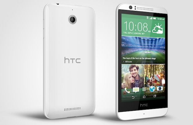 HTC's Desire 510  claims to be the  company's  cheapest LTE  device yet