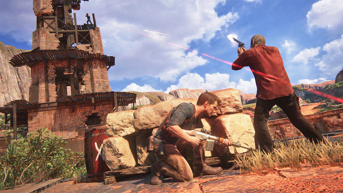 'Uncharted 4' shows what its devs learned from 'The Last ...
