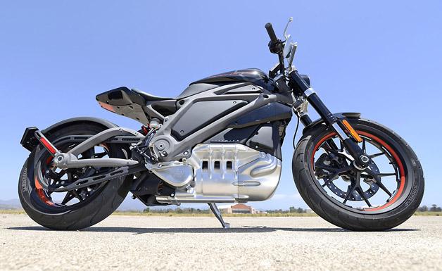 Harley Davidson Livewire W Video