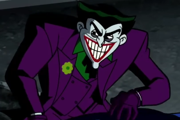 greatest movie and tv jokers ever, batman the joker, jeff bennett batman the brave and the bold
