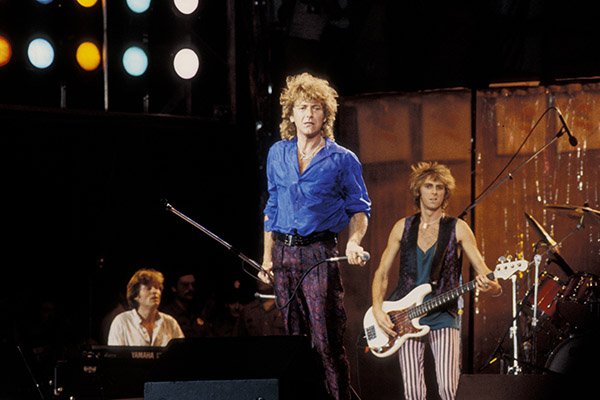 Rock Star Debauchery, Led Zeppelin