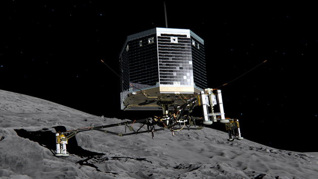 European Space Agency eyes potential landing sites for ...