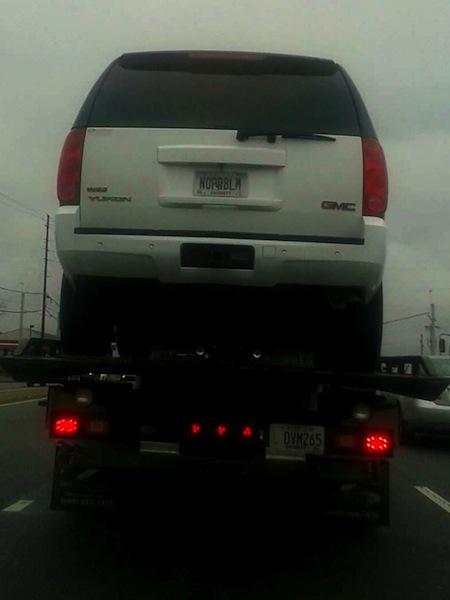 ironic license plates, funny license plates, noprblm