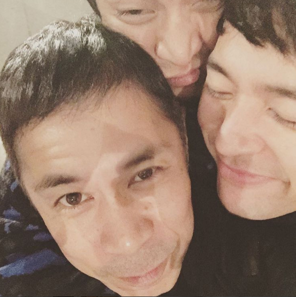 "Naina Okamura-san,他的妻子Tsukigogi在Shun Oguri的一个酒会上发表关于演戏理论的愤怒谈话www""Bucky面对这样一张善良的脸......"""