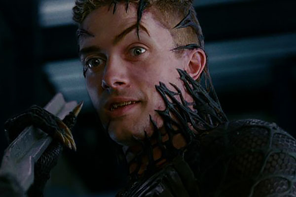 Poorly Cast Superheroes And Villains In Film History, topher grace, venom