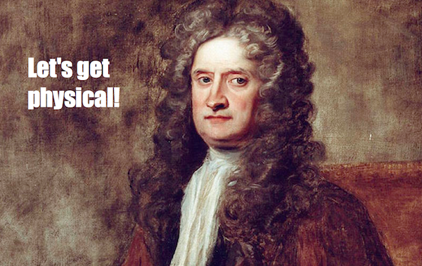 one-line summaries famous historical figures, isaac newton