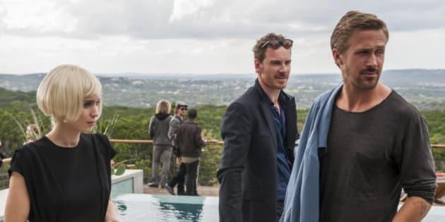 Rooney Mara, Michael Fassbender e Ryan Gosling não conseguem fazer o longa levantar voo.