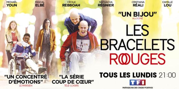 """""""Les Bracelets rouges"""", la série médicale pas comme les autres"""
