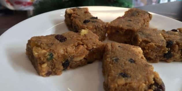 Cake-mishti from Balaram Mullick & Radharaman Mullick