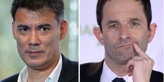 Entre Olivier Faure et Benoît Hamon, l'impossible réconciliation?