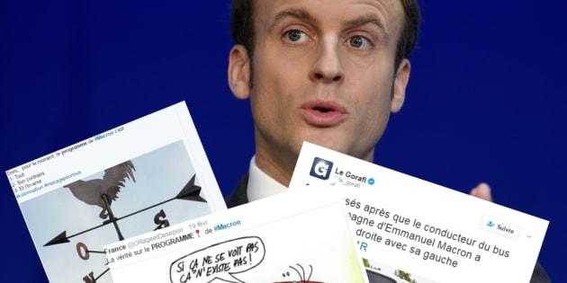 Le programme de Macron est devenu un mème