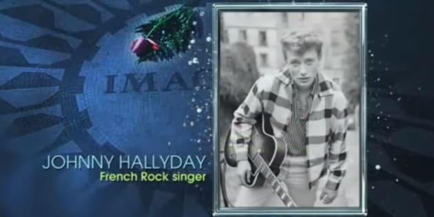 """Les hommages continuent pour Johnny Hallyday. Ce 28 janvier, ce sont les Grammy Awards qui ont célébré, le temps d'un magneto, la mémoire de """"l'idole des jeunes""""."""