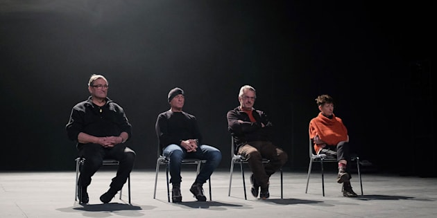"""""""Une Longue peine"""", mis en scène par Didier Ruiz à La Maison des Métallos"""