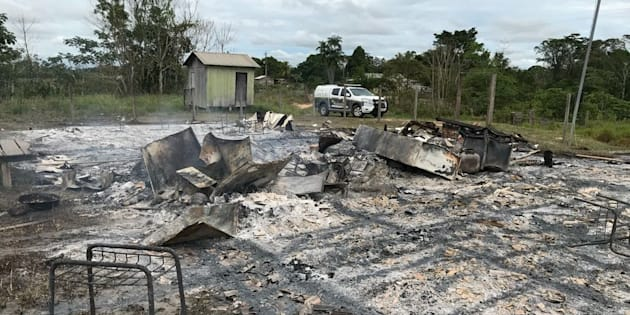 Quase cem alunos da Escola Estadual Rural Vicente Brito de Sousa estão sem aulas