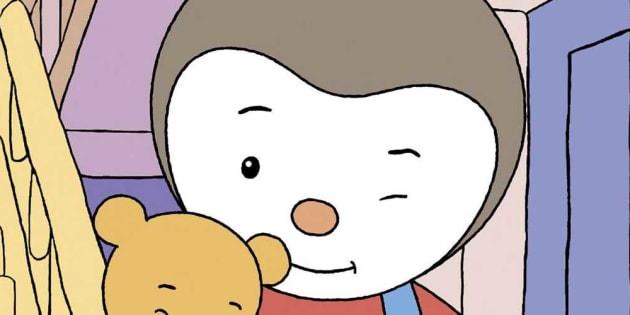 """""""Tchoupi"""" a marqué toute une génération d'enfants et de parents des années 2000."""