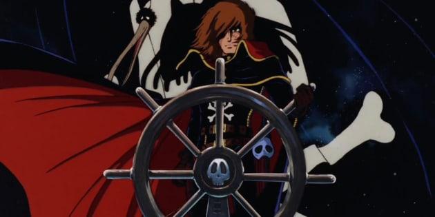 Albator Femme Pirate albator adapté une nouvelle fois au cinéma dans «space pirate