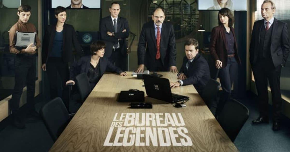 Mathieu amalric rejoint le bureau des l gendes saison 4 for Bureau des legendes