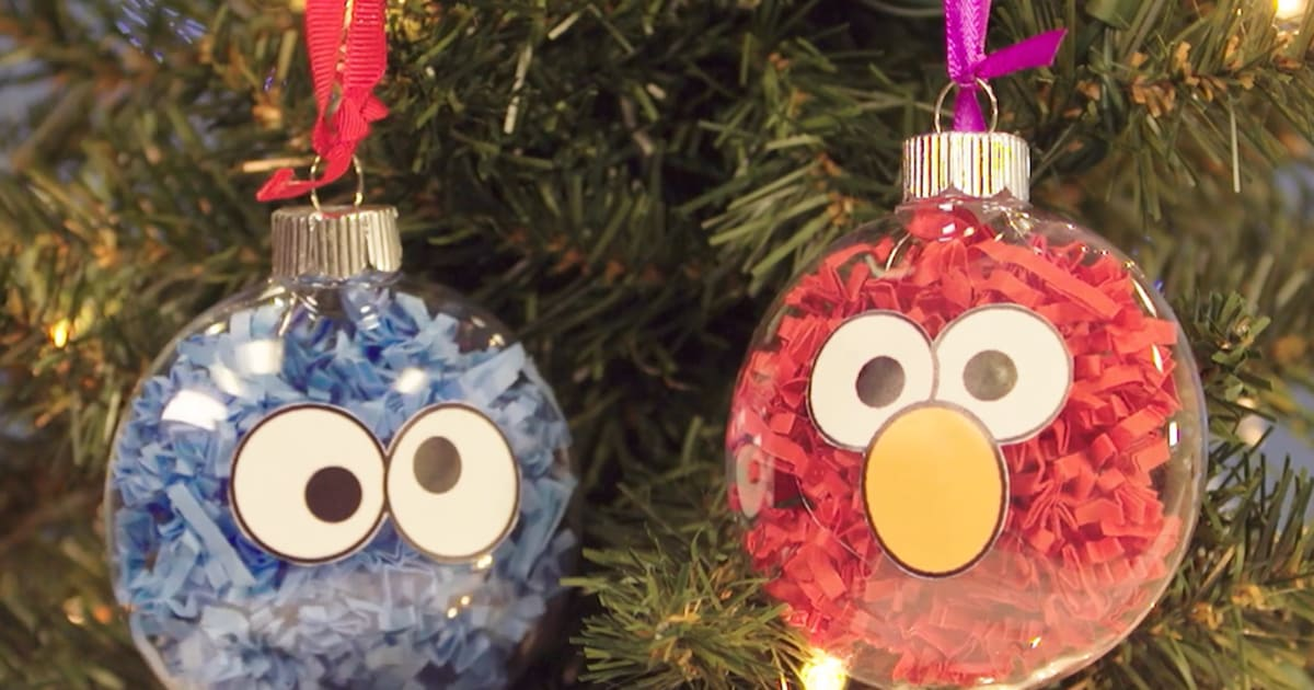 These Easy Christmas Crafts For Kids Will Make Your Tree Look Delightful | HuffPost Canada