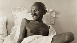 These Rare Photographs Offer Intimate Glimpses Of Mahatma Gandhi In His Last