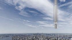 Questo grattacielo è progettato per essere