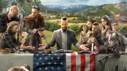 Les premières images de Far Cry 5 font hurler l'extrême droite