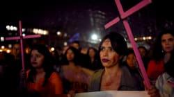 22 fotos de mujeres cansadas de la violencia de