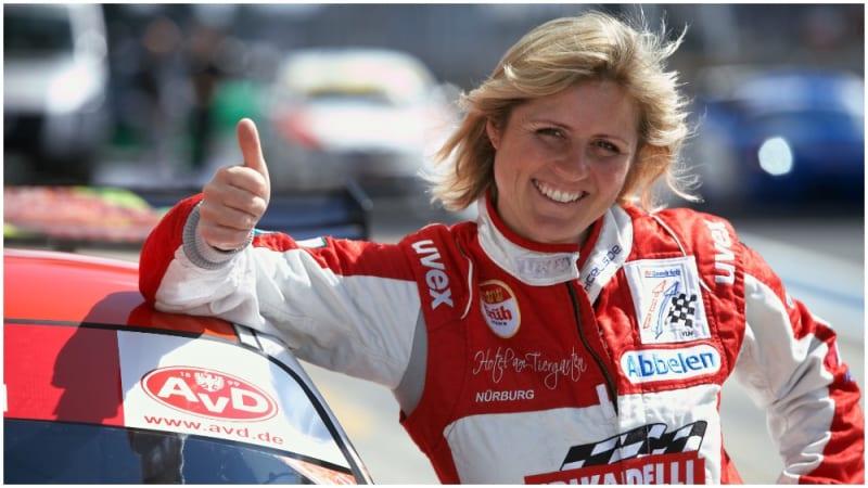Sabine Schmitz, 'Queen of the Nurburgring', dies at 51