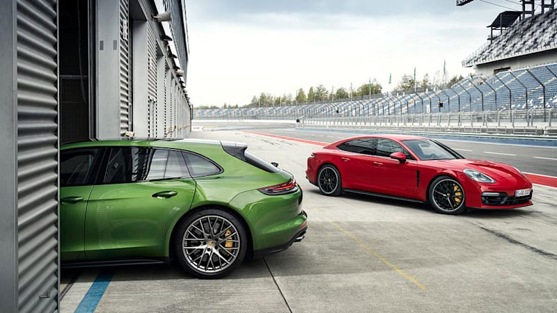 Porsche Panamera GTS returns, joined by Panamera Gran Turismo GTS