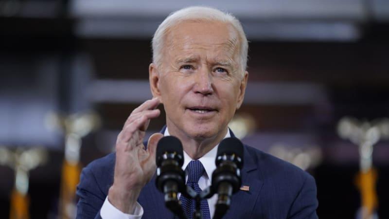 Biden outlines huge infrastructure plan to 'win the future'