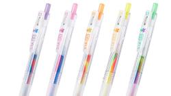 「マーブルカラー」のボールペン、11年ぶりに復活 その背景には「SNSの影響」があった