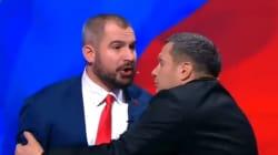 Ce débat entre candidats russes a mal tourné (encore une