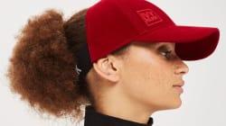 A marca de roupas esportivas de Beyoncé lançou um boné só para crespas e